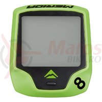 Ciclocomputer Merida M8 verde fara fir