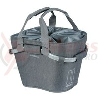 Geanta Basil ClassicCarryAll Front grey melee