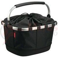 Geanta portbagaj KLICKfix Carrybag GT black, 42x33x28cm, w. UniKlip