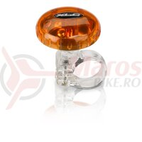 Clopotel XLC DD-M12 Orange transparent 36mm