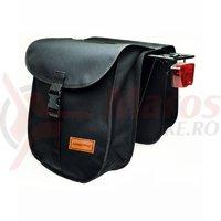 Coburi portbagaj spate Dieffe BASIC Poliester negru
