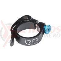 Colier Cuber RFR tija sa Quick Release 34.9mm gri/albastru