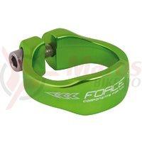 Colier Force 34.9mm al. verde