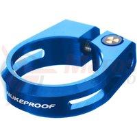 Colier tija sa Nukeproof Horizon 31.8 mm albastru