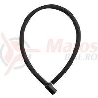 Lacat cifru Trelock 60cm, 6mm KS 106/60/6, black