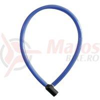 Lacat cifru Trelock 60cm, 6mm KS 106/60/6, albastru