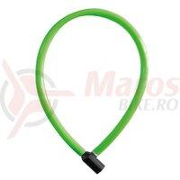 Lacat cifru Trelock 60cm, 6mm KS 106/60/6, Verde