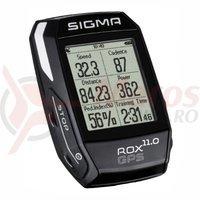 Computer SIGMA ROX 11 GPS set complet negru