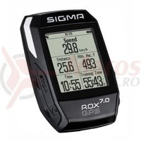 Computer SIGMA ROX 7.0 GPS negru