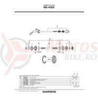 Con unit Shimano HB-4500