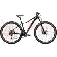 Copy name: Bicicleta Cube Access WS Race 29' Black/Hazypurple 2021