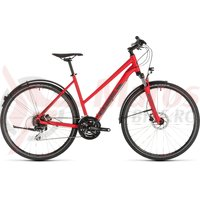Bicicleta Cube Nature Allroad Red/Grey 2019