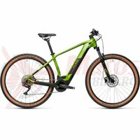 Bicicleta Cube Reaction Hybrid One 625 29' Deepgreen/Black 2021