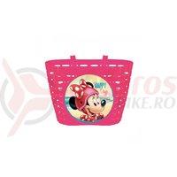 Cos Bicicleta Seven Minnie roz