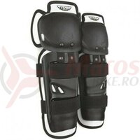 Cotiere Moto Cross Fox Mx-Guards Titan Sport Knee/Shin Grd Ce Black