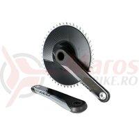 Pedalier CS Sram Red1xD1Aero 167.5mm GXP/PF GXP 68mm fara b BB b., DM, carbon, 48T, 12V