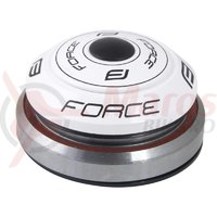Cuvetarie Force Taper integrata 1.1/8-1.1/2 alba