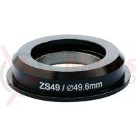 Cuvete Reverse Base Inferioare semi-integrate 1.5 (ZS49/30) negre