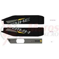Decor baterie eBike Yamaha 2015 orange mat