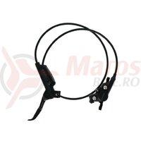 Frana pe disc hidraulica, fata Sram Level TLM negru, cablu 950mm, B1