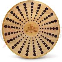 Disc pentru echilibru Kinderfeets Bamboo