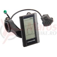 Display Apache Power LCD 2014, cu conector 9 mm