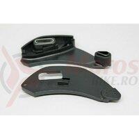 Dispozitiv pentru ghidarea lantului Shimano Steps SM-CDE80 prindere pe cadru (fara placa) vrac