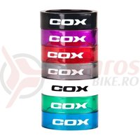 Distantier Cox Shiny verde 5 mm