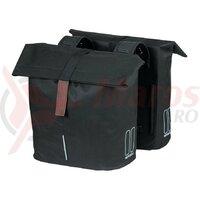 Geanta portbagaj Basil City black, 30x18x49cm