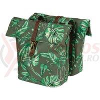 Geanta portbagaj Basil Ever-Green thyme green, 28x16x35cm