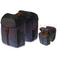 Geanta portbagaj spate Basil Miles waterproof black slate 32 liters