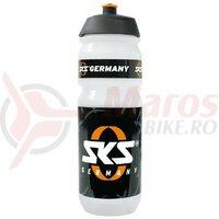 Bidon SKS Large plastic 750 ml, transparent SKS Logo