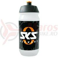 Bidon SKS Small plastic 500 ml, transparent SKS Logo