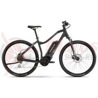 E-Bike Haibike Sduro Cross 1.0 women 400Wh BAPP black/titan/grey matt 2019