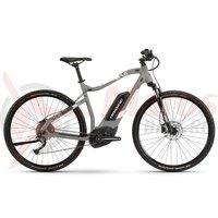 E-Bike Haibike Sduro Cross 3.0 Men 500Wh BCXI grey/white/black matt 2019