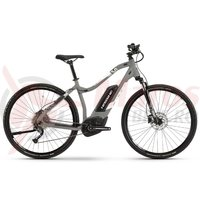 E-Bike Haibike Sduro Cross 3.0 women 500Wh BCXI grey/white/black matt 2019