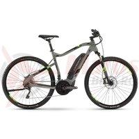 E-Bike Haibike Sduro Cross 4.0 Men 500Wh YCM grey/grey/green 2019
