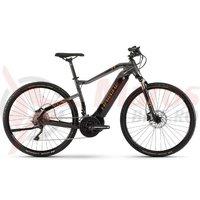 E-Bike Haibike Sduro Cross 6.0 Men 500Wh YCM black/titan/bronze 2019