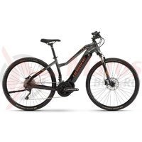 E-Bike Haibike Sduro Cross 6.0 Women 500Wh YCM black/titan/bronze 2019