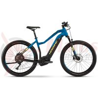 E-Bike Haibike Sduro Cross 9.0 women 500Wh BCXI black/blue/yellow matt 2019