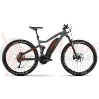 E-Bike Haibike Sduro Fullnine 8.0 500Wh YXS black/olive/orange 2019
