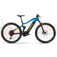 E-Bike Haibike Sduro Fullnine 9.0 500Wh YCS black/blue/yellow matt 2019