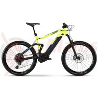 E-Bike Haibike Sduro Fullseven LT 9.0 500Wh YCS black/yellow/blue matt 2019