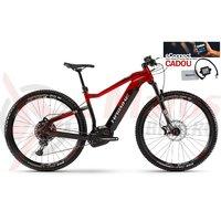 E-Bike Haibike Sduro Hardnine 10.0 500Wh BCXP black/red/silver 2019 eConnect CADOU