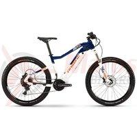 E-Bike haibike Sduro Hardseven 5.0 500Wh YCS white/blue/orange 2019