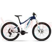 E-Bike Haibike Sduro Hardseven Life 5.0 500Wh YCS white/blue/blue 2019