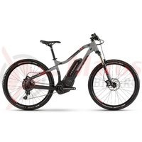 E-Bike Haibike Sduro hardseven Life 6.0 500Wh BCXP black/grey/coral matt 2019