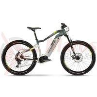 E-Bike Haibike sduro Hardseven Life 8.0 500Wh BCXP silver/olive/yellow 2019