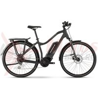 E-Bike Haibike Sduro Trekking 1.0 women 400Wh BAPI black/titan/grey matt 2020