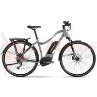 E-Bike Haibike Sduro Trekking 3.0 women 500Wh BCXI grey/white/black matt 2019